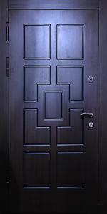 Тамбурная дверь Т116 вид внутри