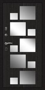 Входная дверь М16 вид снаружи