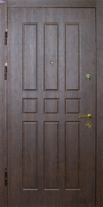 Входная дверь КВ162