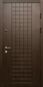 Входная дверь КВ216 вид снаружи