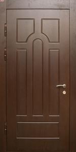 Входная дверь КВ216 вид внутри