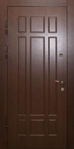 Входная дверь ТР67 вид внутри