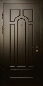 Входная дверь КВ218 вид внутри