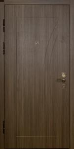 Входная дверь ТР70 вид внутри
