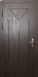 Входная дверь ТР71 вид внутри