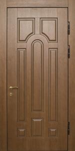 Входная дверь М53 вид снаружи