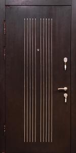 Входная дверь ТР72 вид внутри