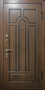 Входная дверь ТР73 вид снаружи