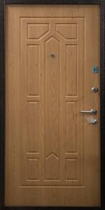 Входная дверь ТР73 вид внутри