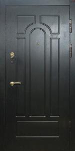 Входная дверь ТР74 вид снаружи