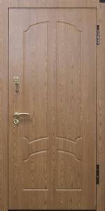 Бронированная дверь Б62 вид снаружи