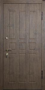 Входная дверь ТР160 вид снаружи