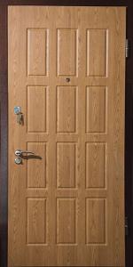 Бронированная дверь Б63 вид снаружи