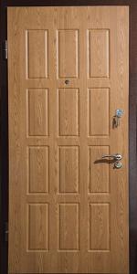 Входная дверь КВ223 вид внутри