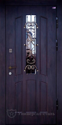 Входная дверь КТ45 — фото