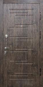 Бронированная дверь Б64 вид снаружи