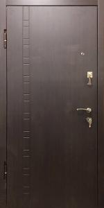 Входная дверь ТР77 вид внутри