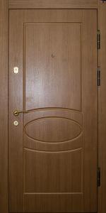 Входная дверь ТР161 вид снаружи