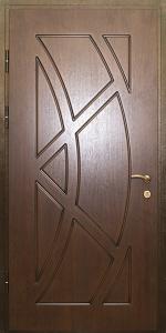 Тамбурная дверь Т81 вид внутри