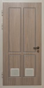 Входная дверь ТР162 вид внутри