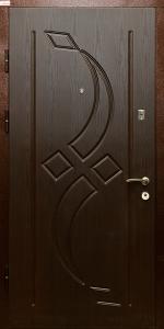 Входная дверь ТР161 вид внутри