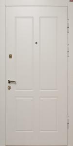 Бронированная дверь Б65 вид снаружи