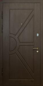 Тамбурная дверь Т84 вид внутри