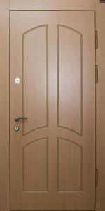 Входная дверь ТР165 вид снаружи