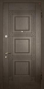 Входная дверь ТР80 вид снаружи