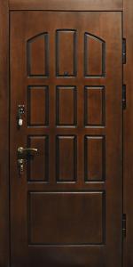 Входная дверь ТР81 вид снаружи