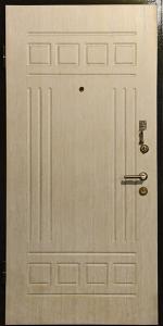 Входная дверь ТР81 вид внутри