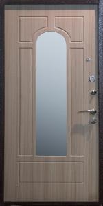 Бронированная дверь Б67 вид внутри