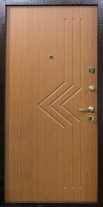 Входная дверь ТР171 вид внутри