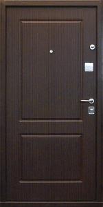 Входная дверь КВ235 вид внутри