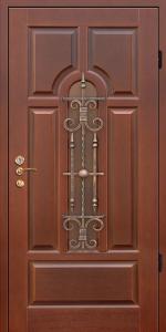 Входная дверь ТР191 вид снаружи