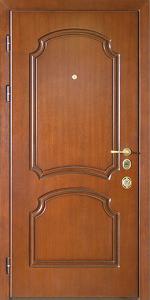 Входная дверь ТР83 вид внутри