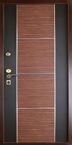 Готовая дверь ГД5 вид снаружи