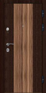 Готовая дверь ГД12 вид снаружи