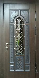 Входная дверь М148 вид снаружи