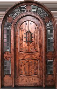Входная дверь М187 вид снаружи