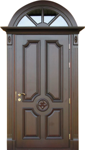 Входная дверь М189 вид снаружи