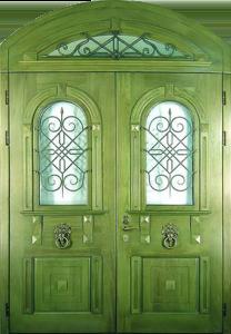Входная дверь М190 вид снаружи