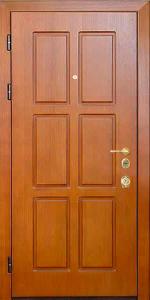 Входная дверь КВ239 вид внутри