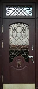 Входная дверь ТР199 вид внутри