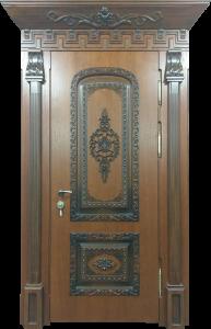 Входная дверь М265 вид снаружи