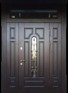 Входная дверь М276 вид снаружи