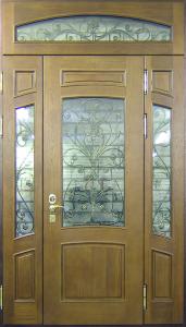 Входная дверь М281 вид снаружи