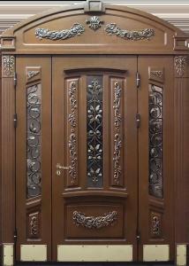 Входная дверь М294 вид снаружи