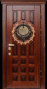 Входная дверь М297 вид снаружи