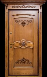 Входная дверь М298 вид снаружи